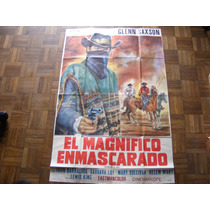 Afiche De Cine Antiguo Original De Coleccion