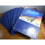 Cuaderno Rivadavia T.dura X 50 H. Rayadas Forrado Azul Araña