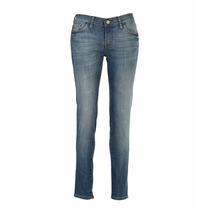 Pantalon Jean Brooksfield Mujer Moda Casual Algodon