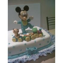 Mickey O Minie Baby + Trencito