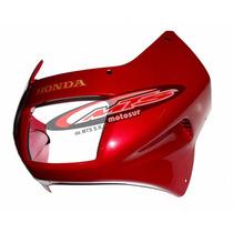 Frente Carenado Cubre Optica Honda Transalp 600 Roj Moto Sur