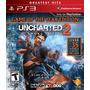 Uncharted 2 Ps3 | El Reino De Los Ladrones Game Of The Year