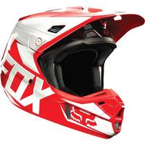 Casco Fox V2 Race Helmet - Distribuidor Oficial Talle S