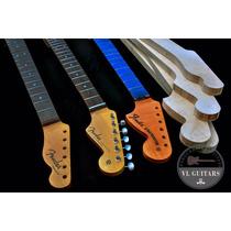 Neck Mango Telecaster Stratocaster Big Headstock