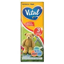Leche Vital Infantil 3 X 1 Litro (6 Unidades) Punto Bebe