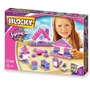 Blocky Fantasia 2 Ladrillitos Para Nenas 150 Piezas Dimare
