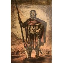 Melgarejo Munoz, Waldimiro / Aguafuerte / Original.