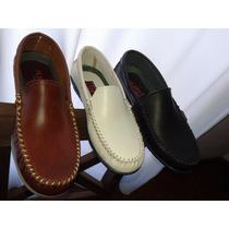 Zapato Mocasin Hombre Nauticos Fiorcalzados Envio Gratis