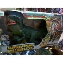 Dinosaurio A Control Remoto De Mas De 30 Cms De Largo