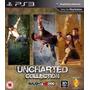 Uncharted Ps3 Trilogy 1 2 3 Digital Oferta Inmediata Smg