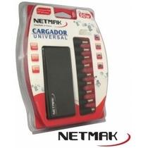 Cargador Universal Automático Notebook Netbook 90w Nm-1287