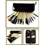 Set 15 Brochas Bobbi Brown Con Estuche Profesional