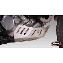 Cubre Carter Honda 400 Falcon Aluminio (modelo Viejo Y Nuevo