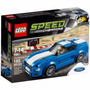Lego - Ford Mustang Gt - Speed Champions - 75871 Original