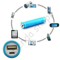 Cargador Bateria Celular Power Bank Portatil 2600 Belgrano
