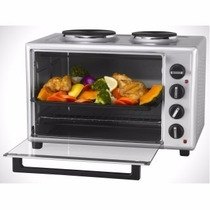 Horno Electrico Atma Grill 50 Lts Anafes Superior Hg510ae.