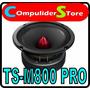 Juego De Parlantes Medios Pioneer Ts-m800 Pro 8 Pul 700 Watt