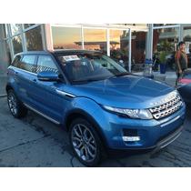 Range Rover Evoque 5 Ptas Prestige Plus Okm Entrego Hoy!!