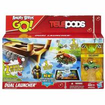 Angry Birds Go! Telepods Dual Launcher Original Hasbro