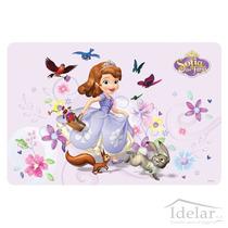 Alfombra Infantil Rectangular Dormitorio Princesa Sofia