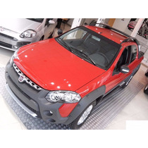 Fiat Strada Adventure Doble Cabina-anticipo $25.000 Y Cuotas