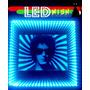 Cuadro Leds 3d Infinito Gustavo Cerati Multicolor Con Remoto