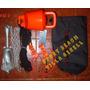 Kit Fondeo Para Kayak P/ Mar Ancla 2,5 Kg + Bolso Transporte