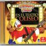 Piñon Fijo En El Teatro Coliseo (cd+dvd) S