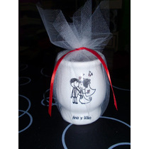 Souvenirs Mates Y Tazas Personalizadas Para Casamiento