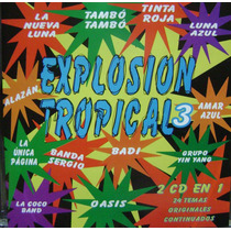 Cumbia De Los 90-explosion Tropical Vol 3-cd Original