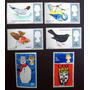 Inglaterra, Lote Yv. 444-7, 461-4, 491-3, 494 Mint L1880