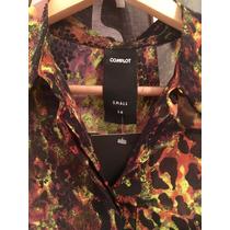Camisa De Mujer Marca Complot. Talle S Y L. Nueva Temporada