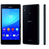 Celular Sony Xperia M4 E2306 Android 16gb 13mp 2gb Ram Negro