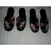 Pantuflas De Mujer Nuevas Importadas De China .2 Pares