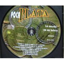 Cumbia De Los 90-grupo Pocaplata-cd Difusion