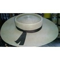Sombrero Gaucho Hueso Unisex
