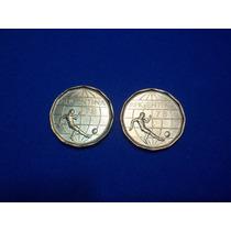 Moneda Argentina 1978 Conmemorativa 50 Pesos Mundial 78 -sc-