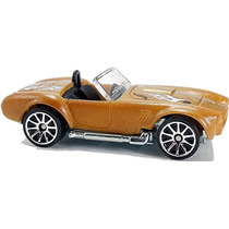 Hot Wheels Color Shifters Shelby Cobra 427 Cambia Color