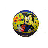 Pelota De Basket Nº 3 Para Niños Personajes Disney