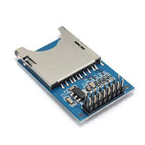 Modulo Lector De Memorias Sd. Arduino /pic