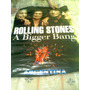 Poster The Rolling Stones A Bigger Band En Argentina