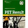 Result Advanced Pet 2015 Student Book + Workbook +cd Digital