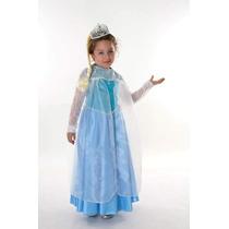 Disfraz De Frozen- Exclusivo