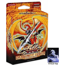 Mazo Yu Gi Oh Dragunity Legion ( Virtual Top )