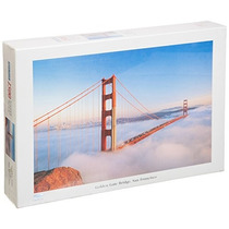Puzzle 1500 Piezas Golden Gate San Francisco