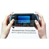 Consola Portatil Lcd Color 2,7 Grandes Juegos Sega Cone A Tv
