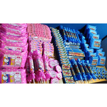 Candy Bar Personalizado Para 30 Chicos