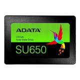 Disco Sólido Interno Adata Ultimate Su650 Asu650ss-480gt-r 480gb