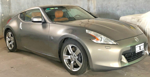 Nissan 370z 3.7 V6 Coupe At 333cv