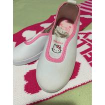Zapatillas Hello Kitty Nena Originales